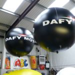 Dafy Moto spheres in our workshop