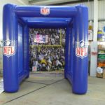 NFL 4-leg inflatable arch