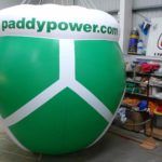 Massive inflatable Y-fronts for Paddy Power