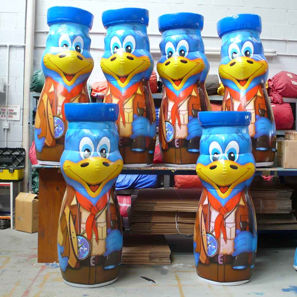 promotional giant inflatable ducks