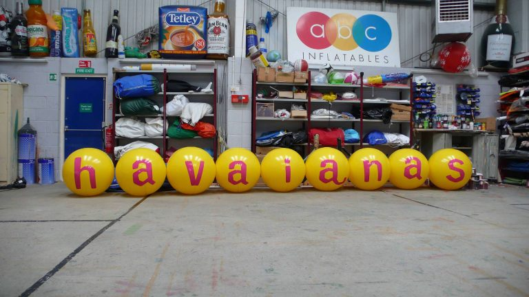 Havaianas inflatables