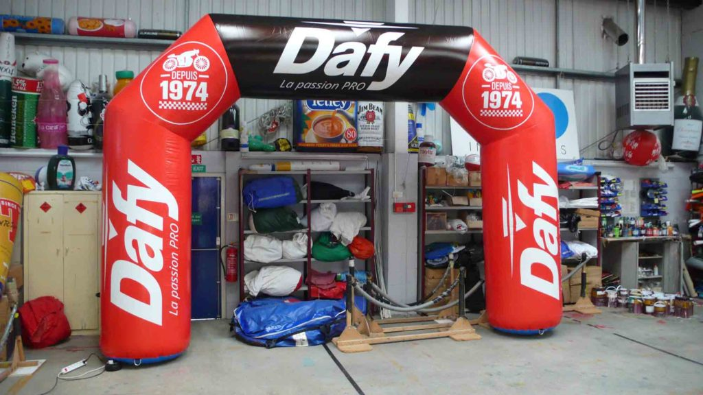 Dafy Moto Giant Inflatable Arches