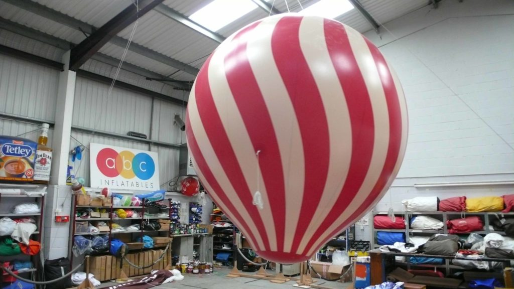 hot air balloon giant inflatable
