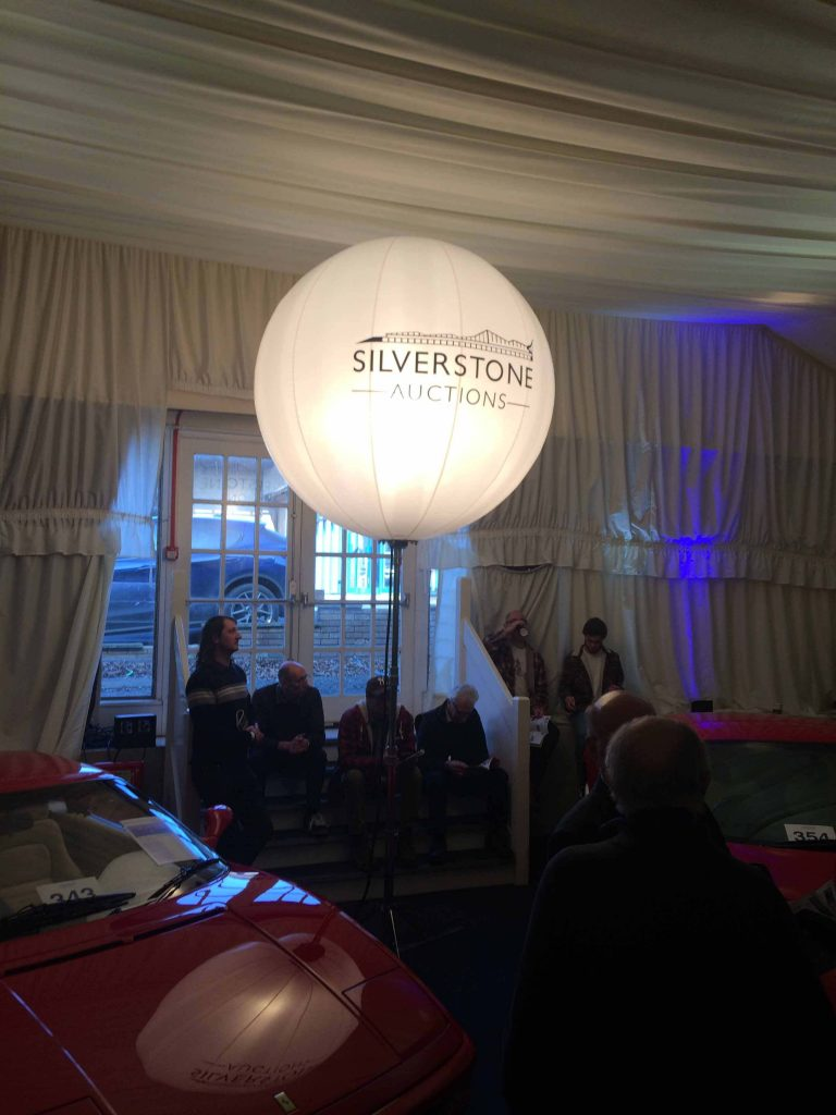 silverstone auctions moon light